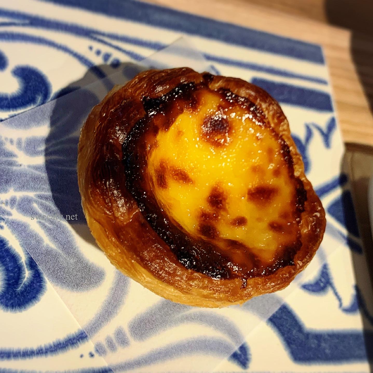 ポルトガル菓子専門店BOANATAのエッグタルトが超絶品でリピ決定!