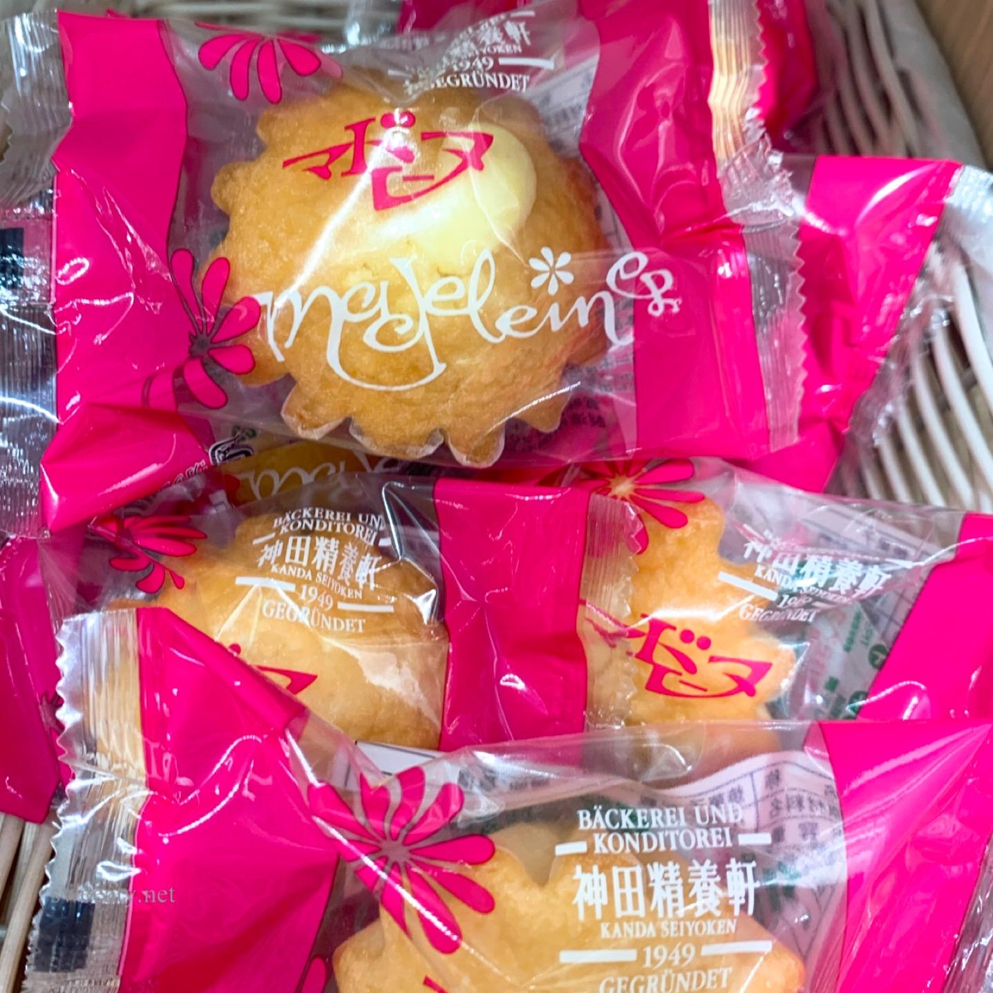 神田精養軒のマドレーヌが復活!池袋東武で懐かしの味が買える!