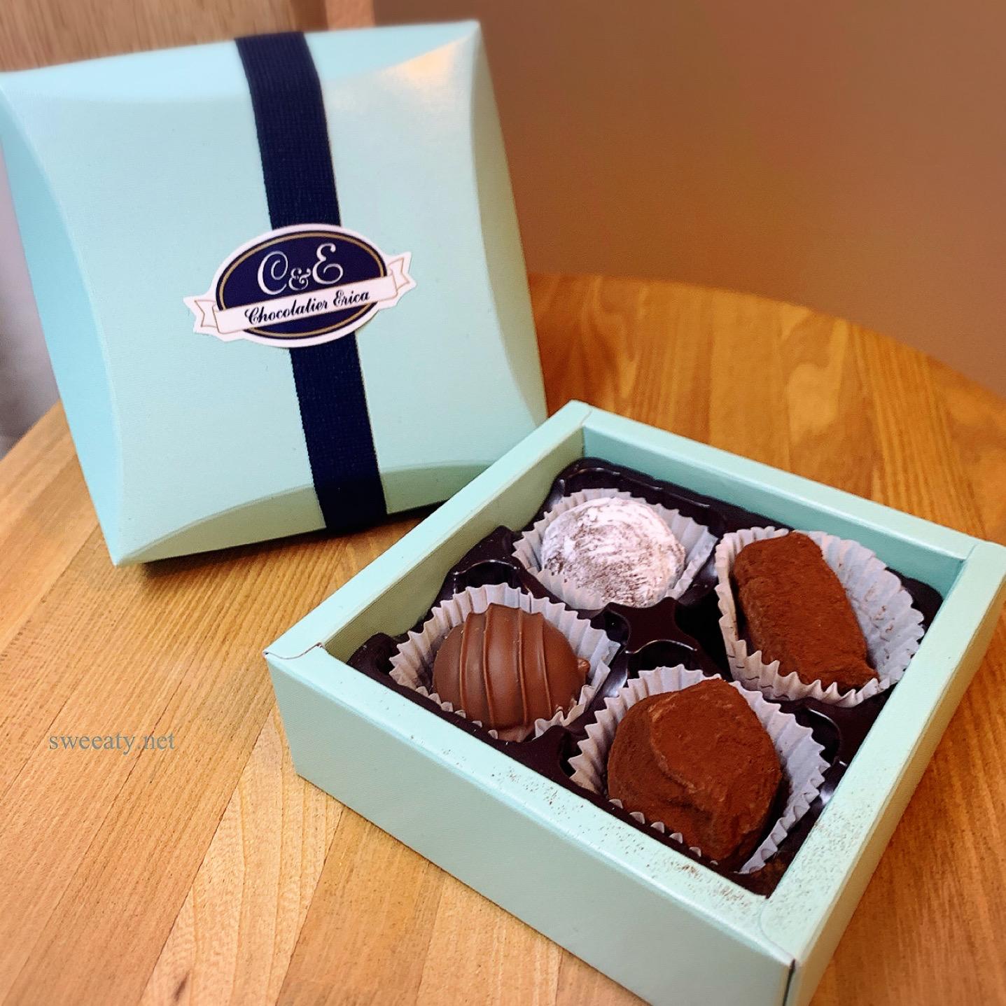 もうすぐバレンタイン♡美味しい日本のチョコレート♪ショコラティエ・エリカ