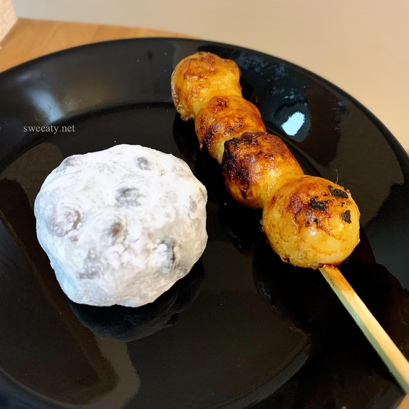 浅草の老舗◇桃太郎の豆大福とお団子が食べ歩きにぴったり♡