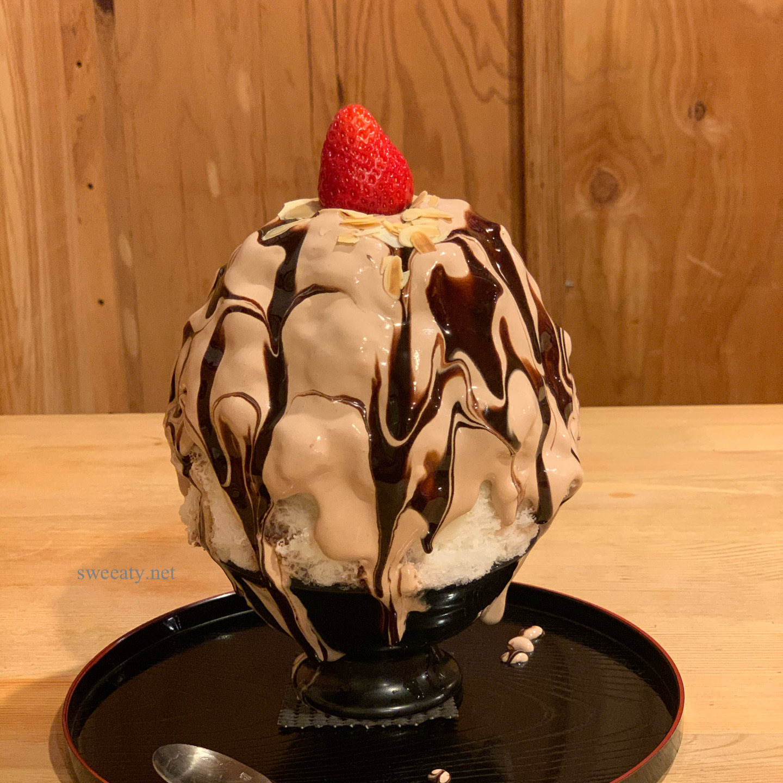 はるばる行く価値ありの美味しさ♡椛屋のショコラキッスかき氷