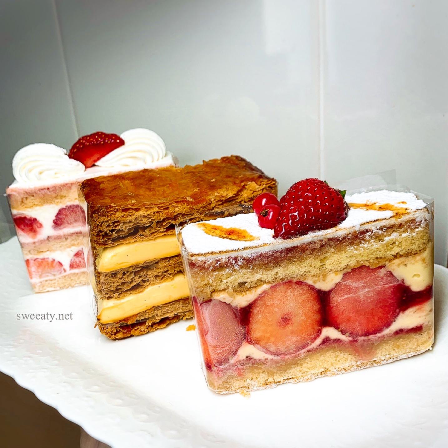 東京でケーキ食べるならここ!目白エーグルドゥース◆全てのパーツが美味しい超おすすめパティスリー!