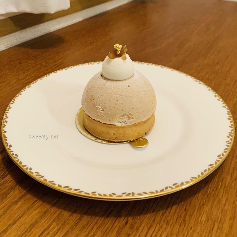 三茶の隠れ家パティスリー◆オクトーブルのクリームパンとかケーキ色々♡