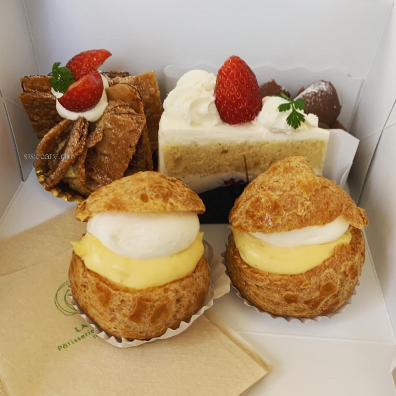 三宿のシンボル的存在!ラテール洋菓子店で素材の良さが生きるケーキたち♡